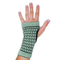 Bamboo Pro™ Self Warming Carpal Support (Size: X-Small)
