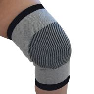 Bamboo Pro™ Self Warming Knee Support (Size: Medium)