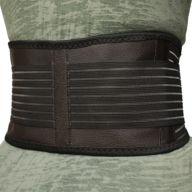 "Fiery Pro™ Self-Heating Back Support (Size: L/XL Size: 34""-46"" waist)"