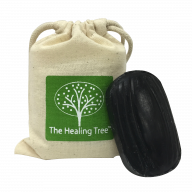 The Healing Tree Soap - Travel Size (Bamboo Charcoal) (Quantity: 5-Pack)