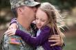 veteran dad with daughter